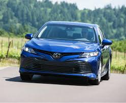 Recall: 2018 Toyota Camry Cars May Need New Engines ...