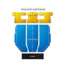Mcalister Auditorium Seating Chart Greenville Ballet Tickets Ticketcity