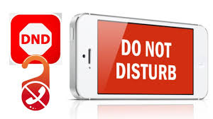 Image result for do not disturb service for mtn