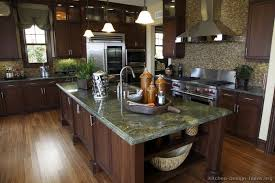 impressive dark green glass countertops following affordable