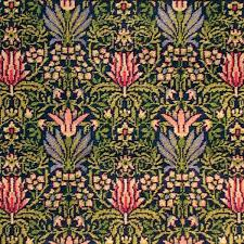 william morris s tulip lily by