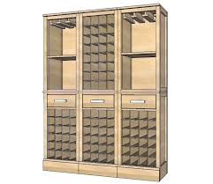 free wine cabinet woodworking plans elegant rack you can build today diy storage closet 9 awesome wine racks