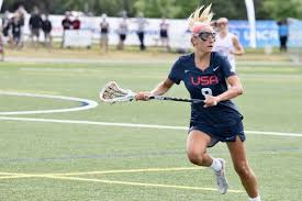 Isabelle Smith, U.S. U19 Team Wins Gold At 2019 World Lacrosse Women's  World Championship - 27 East