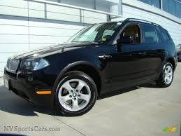 Coupe Series bmw x3 3.0 si : 2008 BMW X3 3.0si in Jet Black - J02404 | NYSportsCars.com - Cars ...
