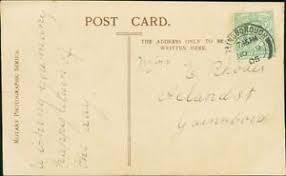 Ethel Rhodes. Acland Street, Gainsborough. 1905. RM.742 | eBay