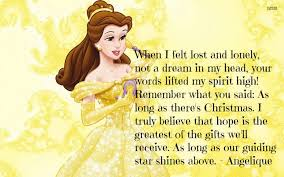 Beauty And The Beast Belle Quotes