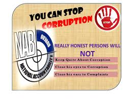 national accountability bureau you can stop corruption click for details