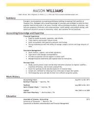 Assistant Accountant Resume Job Description Sample Resume Format For Accountant India Model Create My