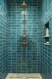 Bathroom Shower Design Pictures 24 Creative Blue And Green Tiled Bathrooms Best Tiled