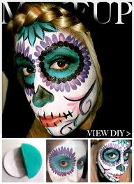 day of the dead makeup for women 2017 ideas pictures tips about make up