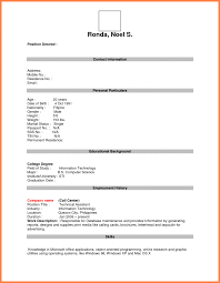 Cv Templates Create Professional Download In Minutes