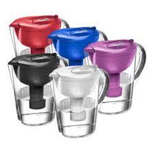 brita water filter pitcher. Brita® Slim Water Filter Pitcher, Atlantis Everyday Brita Stream As You Pour Pitcher E