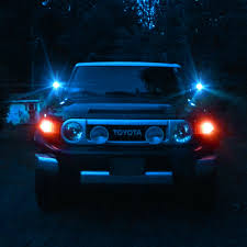 Fj Cruiser Side Mirror Lights Not Working Details About 2 Bright Ice Blue Led Side Mirror Lights Bulbs Fit For 2007 14 Toyota Fj Cruiser