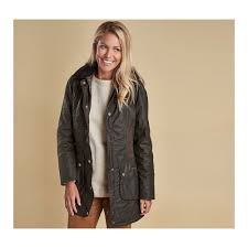 womens bower wax jacket