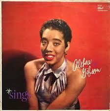 Althea Gibson - Althea Gibson Sings (1959, Vinyl) | Discogs