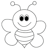 Bee Coloring Sheets Classic Bee Coloring Pages Colouring To Pretty