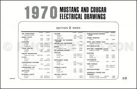 wiring diagram for a 1970 ford mustang the wiring diagram 1970 ford mustang mercury cougar factory wiring diagram original wiring diagram