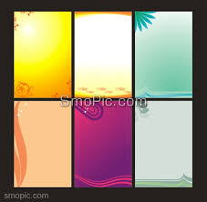free banner backgrounds 6 free vector poster x banner background design template coreldraw