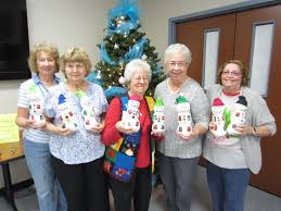 Simple Holiday Crafts For Seniors  WordblabcoChristmas Crafts For Seniors