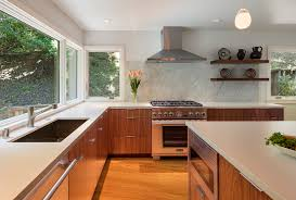 Mid Century Kitchen Midcentury Modern Kitchen Remodel In The Oakland Hills