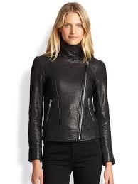canada lyst mackage leather biker jacket in black 32c29 84580