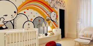 Babykamer Behang Boom