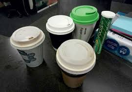 office cups. On An Office Walk It Was Discovered That Many Staff Members Who Had Received A Keep Cups