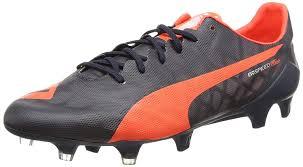 Amazon Com Puma Mens Evospeed Sl Fg Football Boots