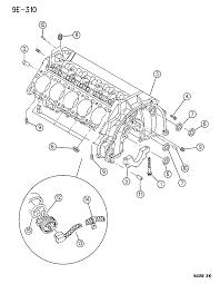 1994 dodge ram 3500 cylinder block diagram 00000euo