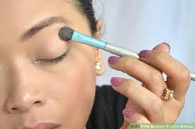 image led apply beachy makeup step 4