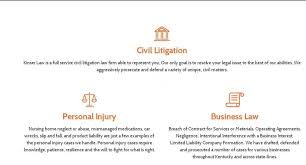 Kinser Law - Personal Injury Law - 312 S 4Th St, Fourth Street ...