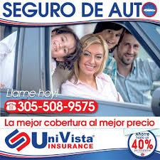 Univista insurance (5811 w flagler street, miami). Univista Insurance Tamiami Service Insurance
