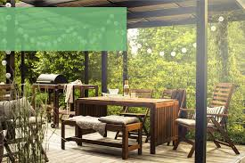 Outdoor furniture IKEA