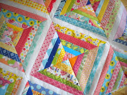 Easy Strip Quilt Patterns For Beginners Colorful Scrappy Quilt ... & Easy Strip Quilt Patterns For Beginners Colorful Scrappy Quilt Strip Pieced Quilt  Block Patterns Strip Piecing Adamdwight.com