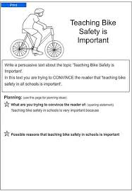 bike safety talk english skills online interactive activity lessons