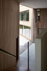 Tsao  McKown Architects Design A Green Home In Singapore - Hill house interior