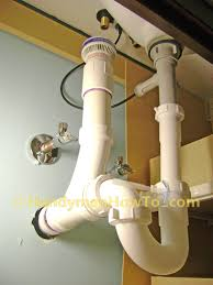 bathroom sink drain plumbing air vent p trap and pop up drain