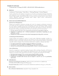 Mesmerizing Resume Professional Associations On Sample Resume For