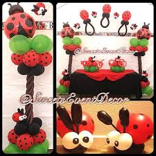 Ladybug Bedroom Decor Lady Bug Themed Baby Shower By Sweets Event Decor Baby Shower