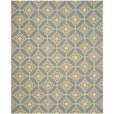 four seasons gray gold 8 ft x 10 ft area rug