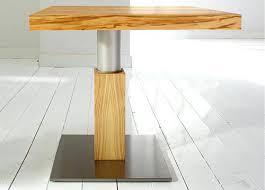 C Adjustable Height Kitchen Table