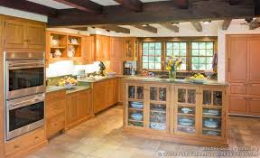 light cherry kitchen cabinets. Traditional Light Wood Kitchen Cherry Cabinets ,