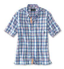 <b>Summer</b> Plaid Shirt Cotton <b>Tooling Short</b> Sleeve Top Shirt for <b>Men</b> ...