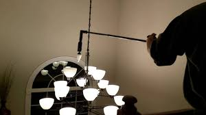 giraffe motorized light bulb changing system you with change lights in high ceiling
