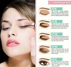 how to makeup face with how to highlight and contour your face step by step contour