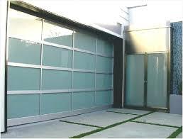 modern aluminum and glass garage doors inspire glass garage door cost full size aluminum glass