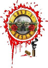 Logo Banda Guns'n Roses