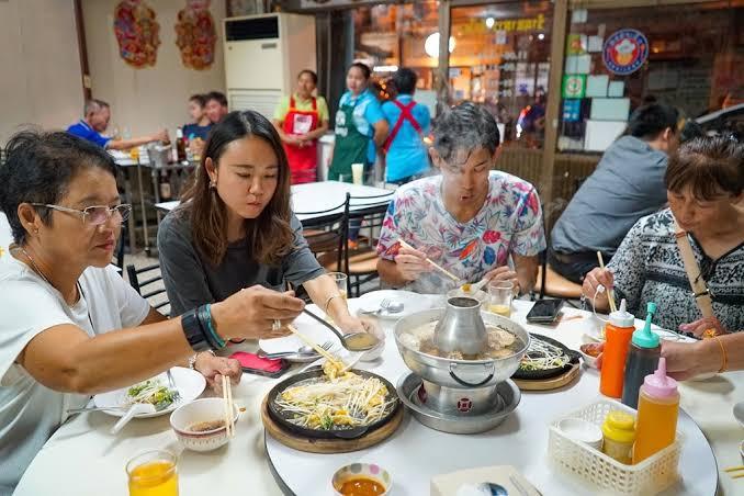 Thai food culture