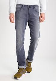 Lee Jeans Size Chart Lee Daren Slim Fit Jeans Chisel Grey Men Clothing Denim