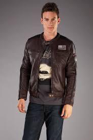 image of william rast leather jacket